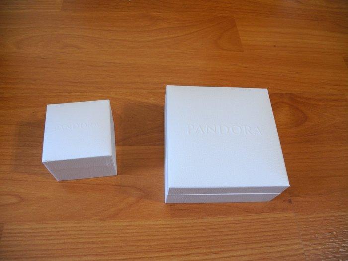 ~☆.•°莎莎~*~~☆~ Pandora 潘朵拉 專櫃紙盒(大)