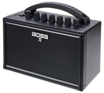 『俠客樂器』Roland 電吉他音箱BOSS KTN-mini 迷你 KATANA