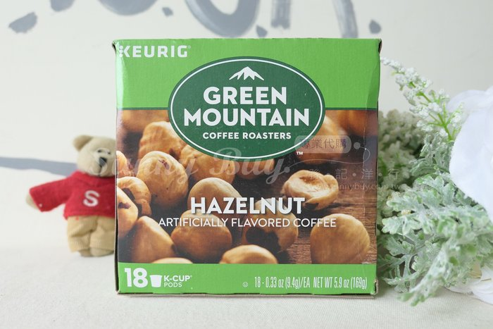 【Sunny Buy】◎ ◎Green Mountain Coffee Hazelnut