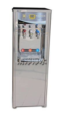 【清淨淨水店】水巨人冰溫熱飲水機只賣9800(空機,不含RO及安裝)