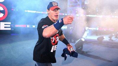 [美國瘋潮]正版WWE John Cena U Cant Stop Me Black Tee 勢不可擋黑色最新短袖衣服