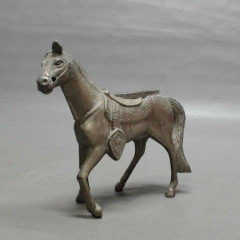 馬 擺飾 10cm  (銅製)