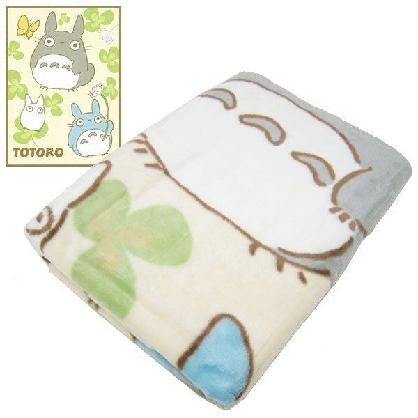宮崎駿 Totoro 龍貓 魔女宅急便 日本製 刷毛毯 小日尼三 現貨免運費 41+ 日本代購