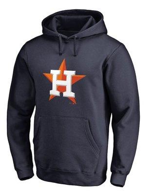 《FOS》Houston Astros 休士頓 太空人 帽T 連帽T恤 長袖 秋冬 保暖 MLB 經典LOGO
