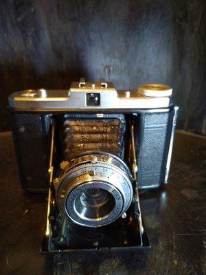 Zeiss ikon nettar 520/16 古董蛇腹底片相機