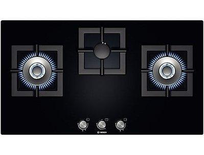 【DSC廚衛】德國BOSCH嵌入式3口瓦斯爐 PPW916B2TT - 多項進口家電 歡迎詢價
