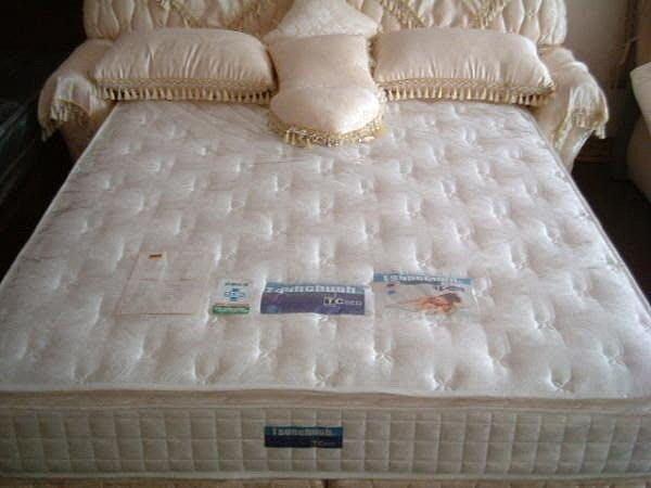 ※專業睡眠館※活性碳頂級英國天然乳膠3線護背獨立筒床墊 單人可訂製尺寸~國際雙ISO認證 A