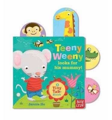 *小貝比的家*TEENY WEENY LOOKS FOR HIS MUMMY!/硬頁拉拉書/3~6歲/母親節