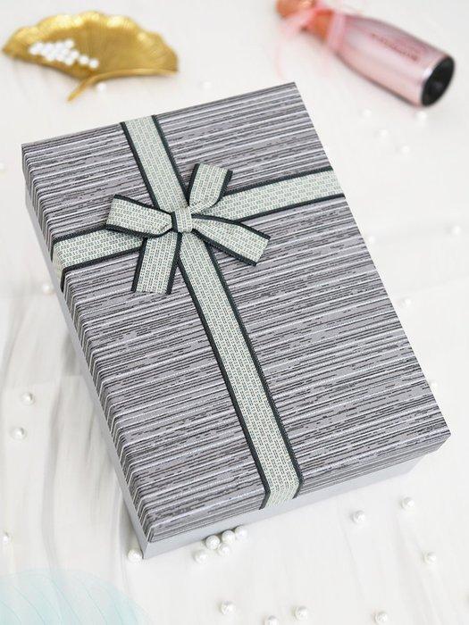 禮品盒 禮品盒ins風生日禮物盒伴手禮盒包裝盒空盒創意送女友款禮物盒子 優品百貨