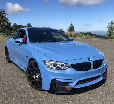國豐動力 BMW F80 F82 M3 M4 原廠 PERFORMANCE 碳纖含PU下巴 中古一套 無傷 歡迎洽詢 現貨供應
