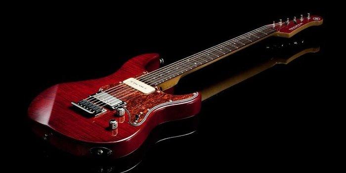 造韻樂器音響- JU-MUSIC - 全新 YAMAHA PAC611HFM 電吉他