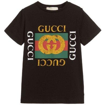 [現貨10y] Gucci 童裝款GG短T 其他尺寸款式可留言詢問