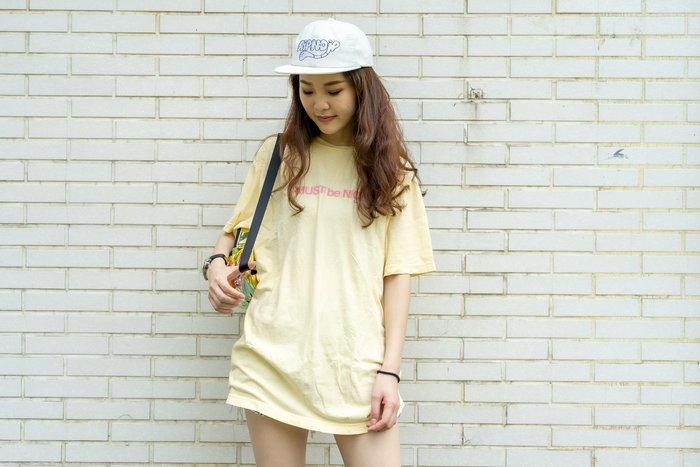 【A-KAY0】RIPNDIP 男女 BLUR TEE 短T 黃【RND3278YELW】