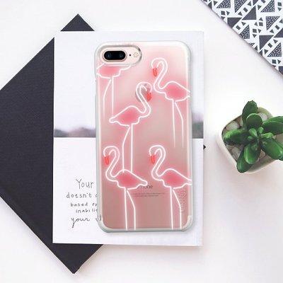 Casetify 美國 iPhone 6/6s/7/8/Plus/X/XS/XR/Max 手機殼 火烈鳥 保護殼