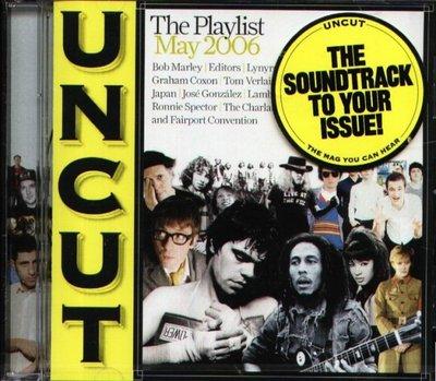 八八 - Uncut Magazine the Playlist May 2006 - Cruel Calexico