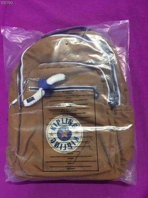 凱莉代購 Kipling 猴子包 K21305 K10329  拉鍊款輕量雙肩後背包 大款 預購