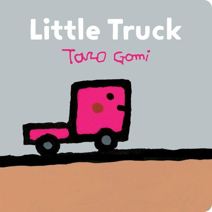 *小貝比的家*LITTLE TRUCK /硬頁/3~6歲/交通工具