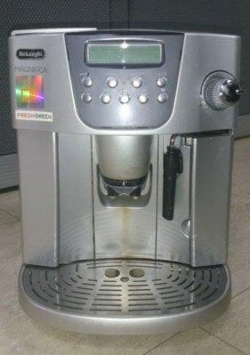 中古/ 二手 DeLonghi ESAM4400全自動咖啡機/加大水箱