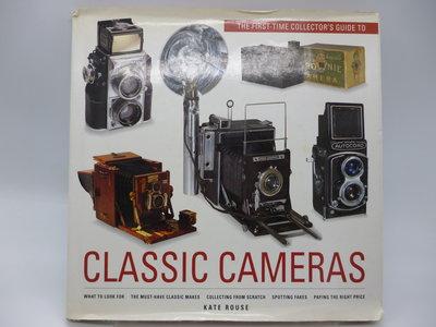 【月界】Classic Camera-Collector's Guide_Kate Rouse_經典照相機〖攝影〗CEZ