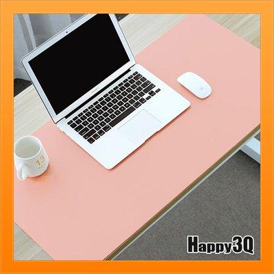 素色超大桌墊超大滑鼠墊筆記本電腦60*...