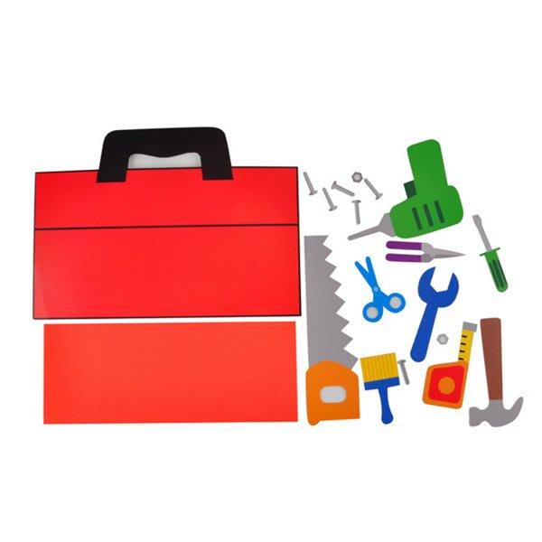 兒童DIY爸爸的工具箱材料包【JC3809】《Jami Honey》