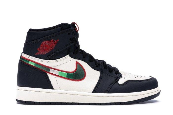 【紐約范特西】預購 Jordan 1 High Sports Illustrated 555088-015 男鞋