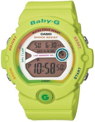 日本正版 CASIO 卡西歐 Baby-G BG-6903-3JF 女錶 女用 手錶 日本代購