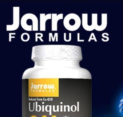 ✿大地✿Jarrow Formulas Q10 QH 120份裝 Ubiquinol 客訂專屬賣場