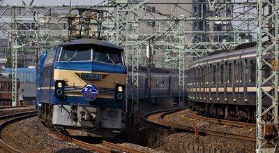 [玩具共和國] TOMIX HO-2022 JR EF66形電気機関車(特急牽引機・PS22B搭載車・黒台車)