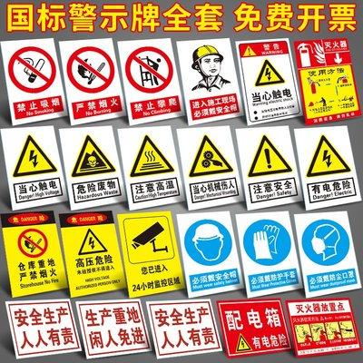 聚吉小屋 #當心電離輻射安全警示牌工廠...