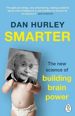更聰明:開發腦力的新科學 英文原版 Smarter:the new science of building brain power 生物科學