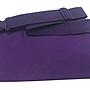 【菲歐娜】7016-(特價拍品) 兩個一組旅遊貼身腰包,防扒包護照包(紫)