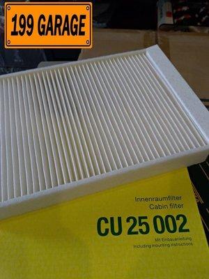 賓士 BENZ MANN 冷氣外濾網 W205 C200 C300 W213 E200 E300 GLE CU25002