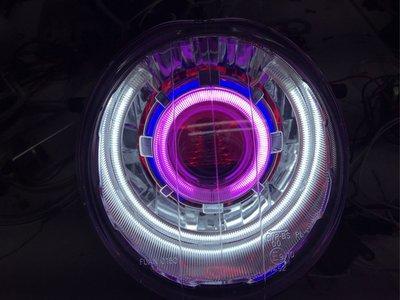 Bws 125 整套魚眼含燈具 線組 hid 光圈 3500 直上款魚眼 Bws vjr  g6  cuxi 競戰 雷霆 新北市