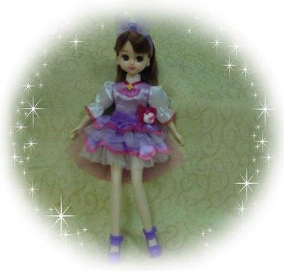喜洋洋園地  莉卡娃娃衣服 TAKARA TOMY魔法光之美少女服飾 莉卡娃娃 特惠中 莉衣261A