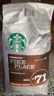 下標即出貨只有一包🚚Starbucks 派克市場咖啡豆 1.13公斤