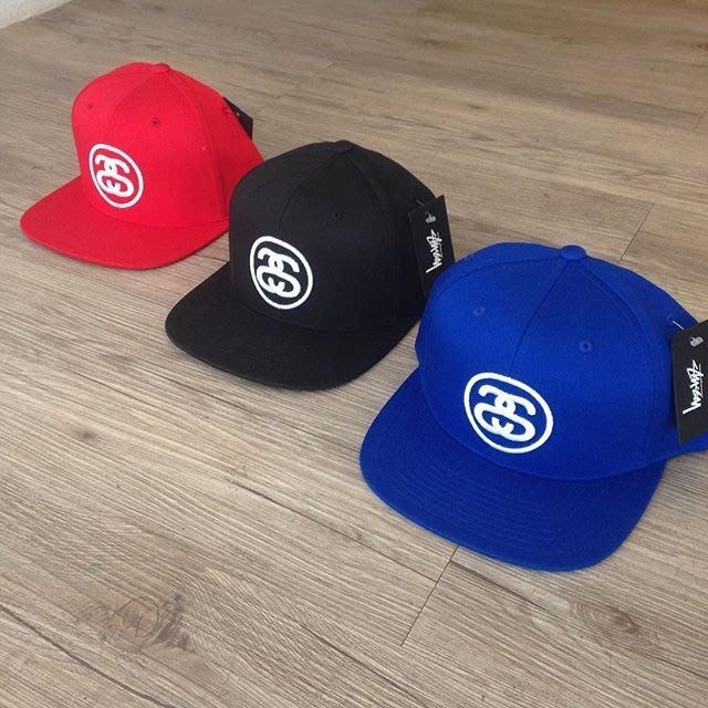 【超搶手】全新正品 2016 最新款 STUSSY SS-LINK SP16 SNAPBACK CAP 雙SS 棒球帽