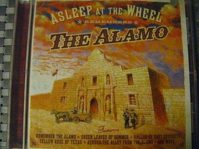 [好東西CD] Asleep at the Wheel / Remembers the Alamo 全新未拆