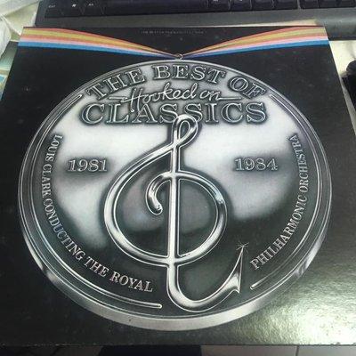 黑膠唱片 LP 保存良好 The Best of Hooked On Classics