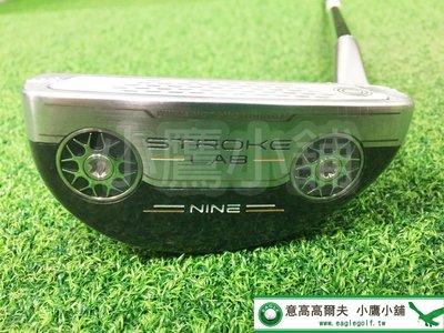 [小鷹小舖] Callaway Golf STROKE LAB 19 #9 NINE HEEL 卡拉威 高爾夫 推桿