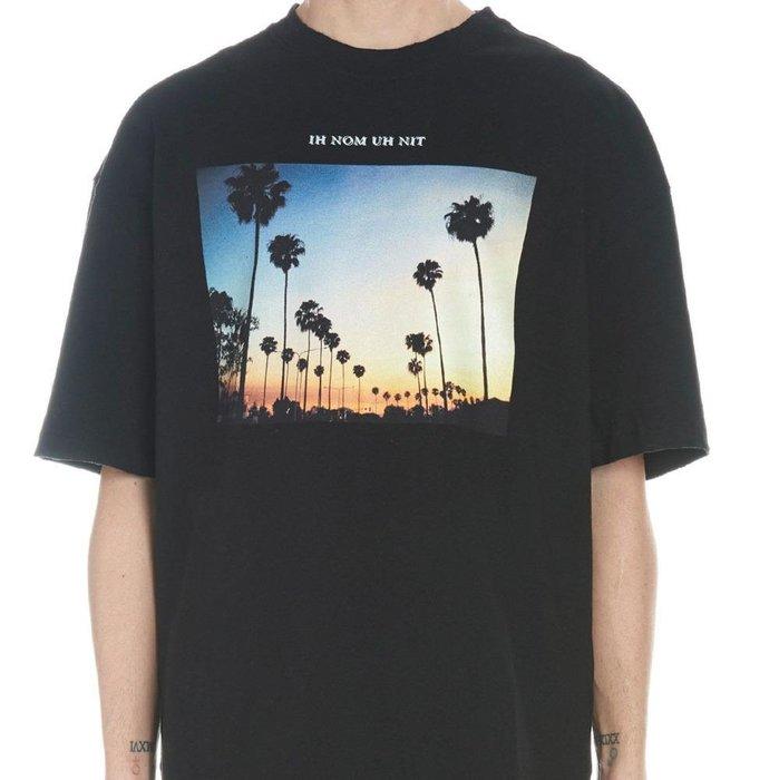 全新商品 Ih Nom Uh Nit Palm Trees 怪奇物語 棕櫚樹 短袖 TEE