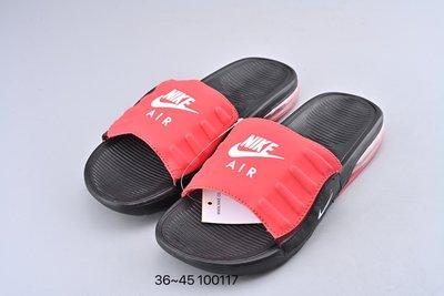 獨家新款 NIKE AIR MAX CAMDEN SLIDE 男女情侶款 黑紅 氣墊拖鞋 休閒鞋 運動拖鞋 NIKE拖鞋