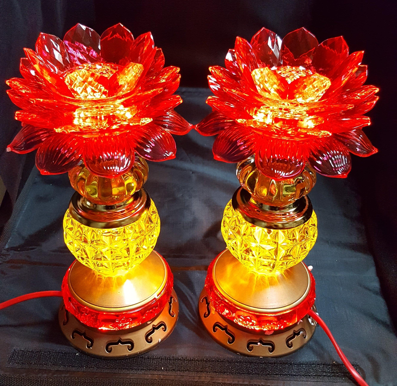 佛前燈 (蓮花)