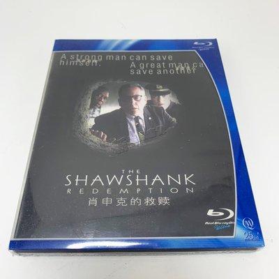 肖申克的救贖奧斯卡經典電影刺激1995藍光碟BD高清1080P收藏版 繁體中字  全新盒裝