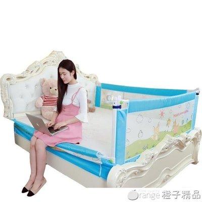 fubaobei嬰兒兒童床圍欄寶寶防摔擋板1.8-2米大床床護欄垂直升降QM