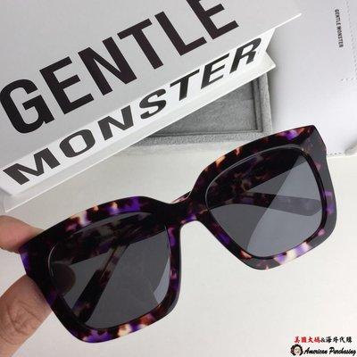 美國大媽代購 GM gentle monstergm  前衛時尚 明星熱愛款太陽眼鏡  款式2 墨鏡 潮流新寵 韓國代購