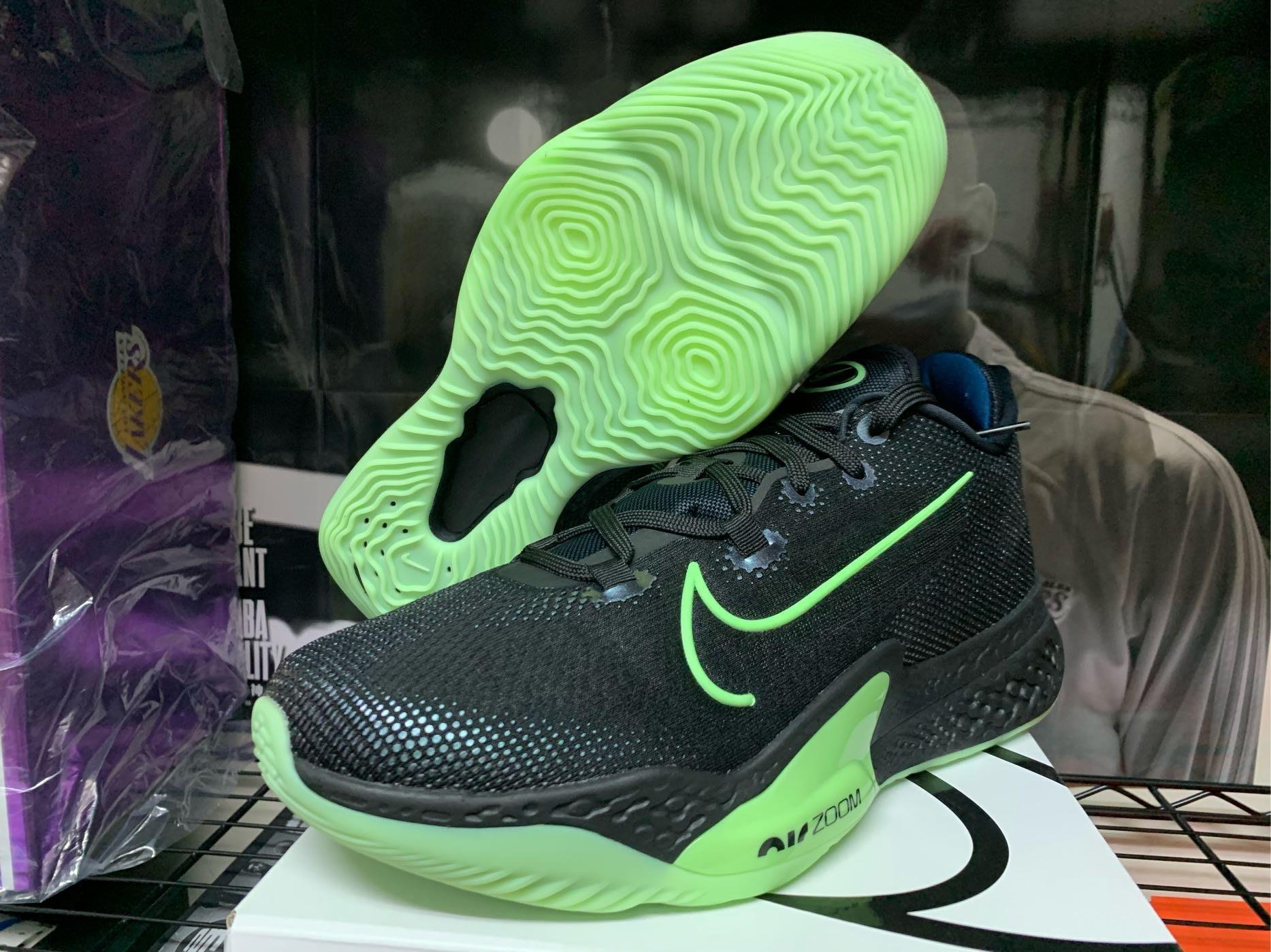 全新台灣公司貨 NIKE AIR ZOOM BB NXT EP 籃球鞋 US8-11