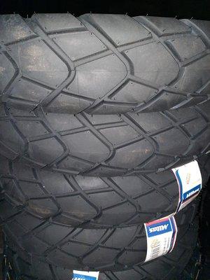 (輪胎王)歐洲米塔斯 MITAS  E08 410-18  4.10-18(需內胎)道路/越野兩用CRF150  / DT  18吋後胎