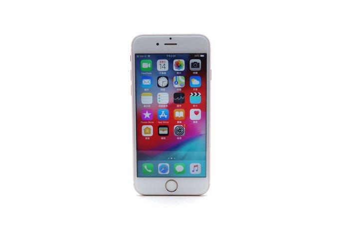 【台中青蘋果】Apple iPhone 6S 玫瑰金 16G 16GB 二手 4.7吋 蘋果手機 #35656