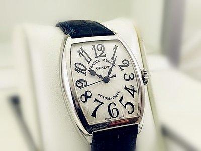 Franck Muller CINTRÉE CURVEX 高價購買勞力士 | ROLEX |機械錶 | rolex二手錶